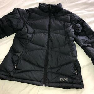 Spyder Puffy Jacket